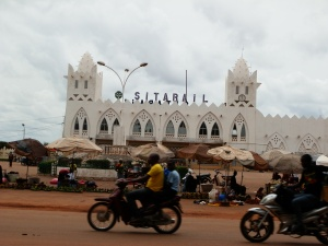 Sitarail; Banfora; Burkina Faso